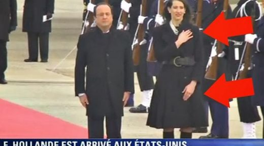 Hollande Quenelle USA