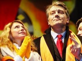 Iouchtchenko ,Timochenko