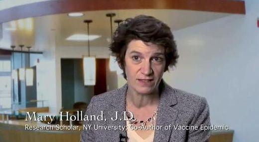 Information primordial pour la santé S_E_Mary_Holland