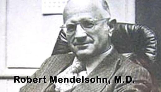 Information primordial pour la santé S_E_Dr_Mendelsohn