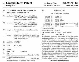 brevet de semi-conducteurs
