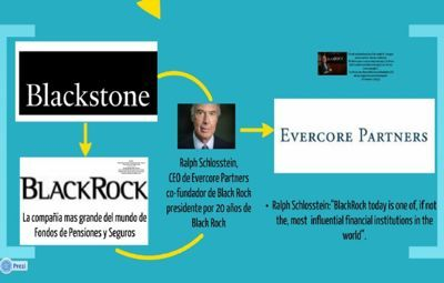 Blackstone-BlackRock-Evercore Partner
