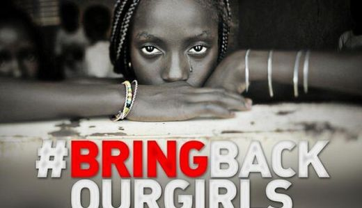 Bring Back our Girls, campaign