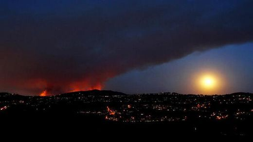 Incendies Californie