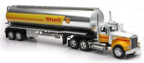 truk, Shell, oil