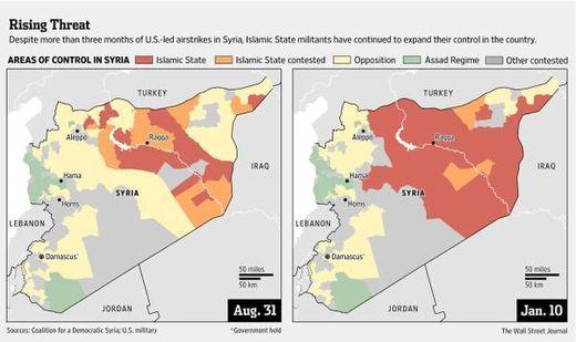Syria, EIIL
