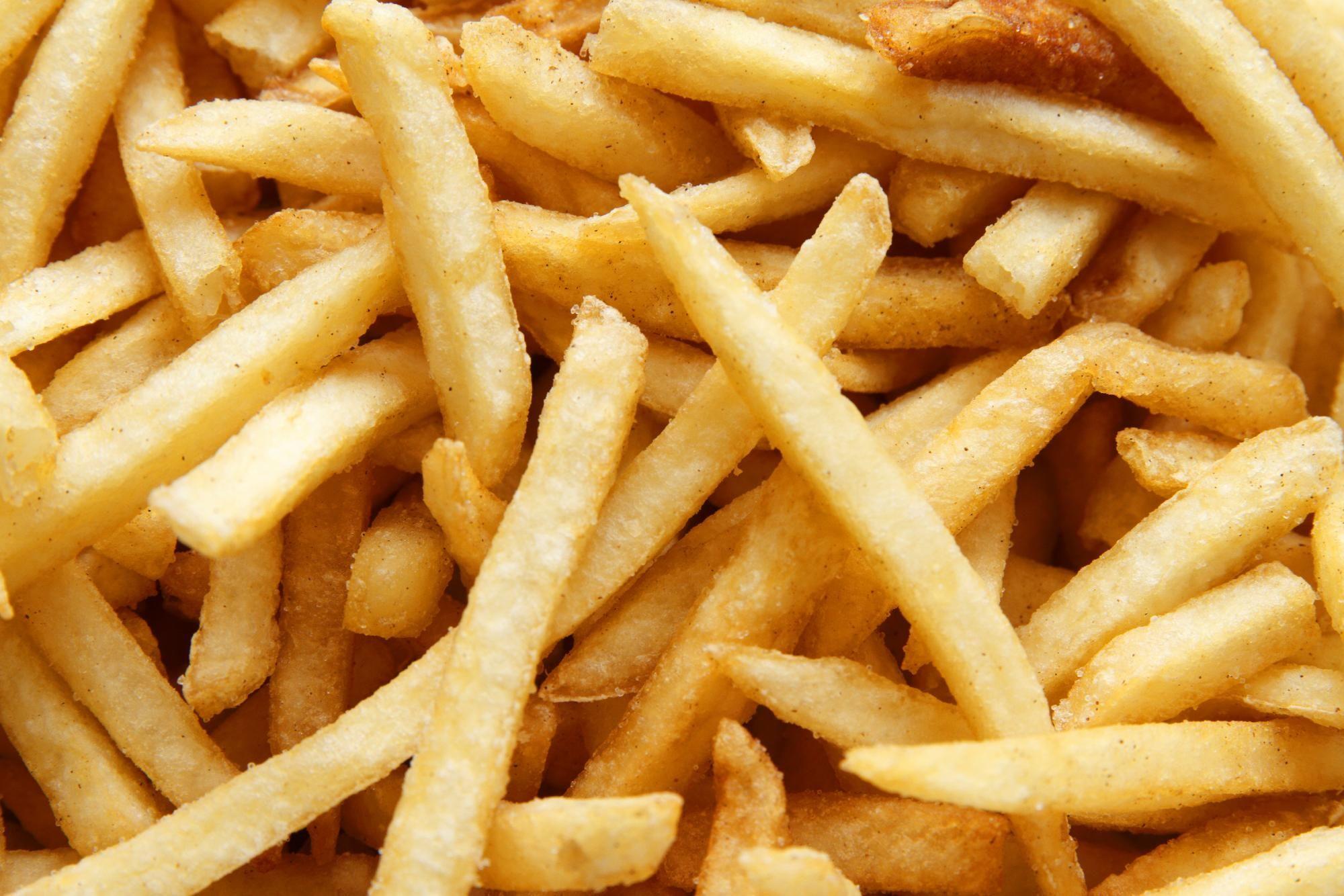 junk food la vraie fabrication des frites mcdo sant et bien tre. Black Bedroom Furniture Sets. Home Design Ideas