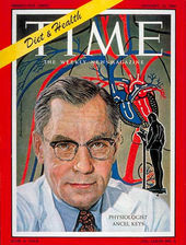 Ancel Keys Time Magazine
