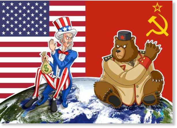 Washington joue la carte du terrorisme pour déstabiliser la Russie et la Chine - Page 3 Usa_russia