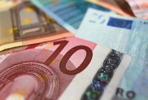 money cash, euro
