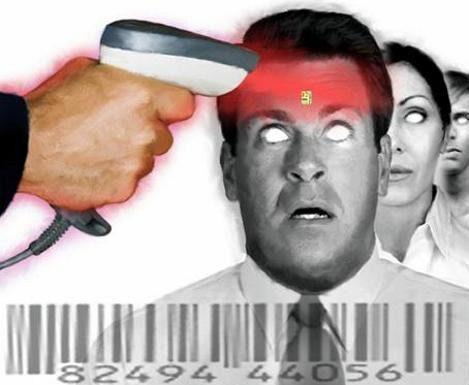 code barre humains