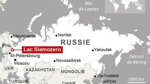 Trag die en russie une temp te tue 11 enfants dans un - Deux robinets coulent dans un reservoir ...