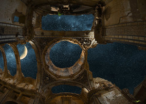 Belchite, Spain