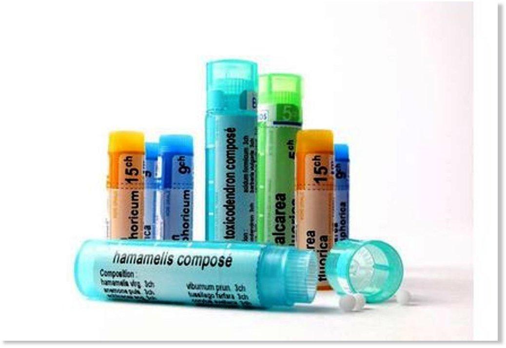 homeopathie contre les gaz