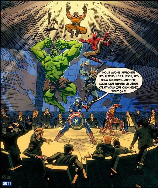 ah vous êtes tous et toutes ici , chouette ! depuis le temps - Page 6 Angry_Super_Heros