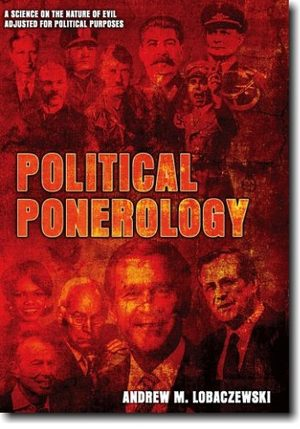 ponerology cover red