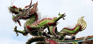 dragon chine