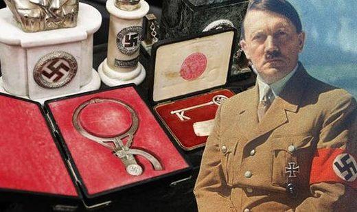 Des affaires personnelles d'Hitler auraient été retrouvées en Argentine H