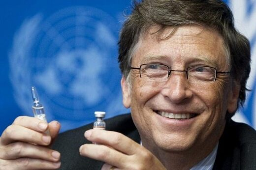 Bill Gates and vaccines