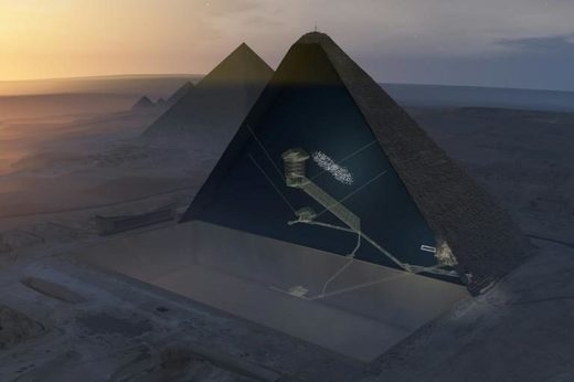 pyramid kheops