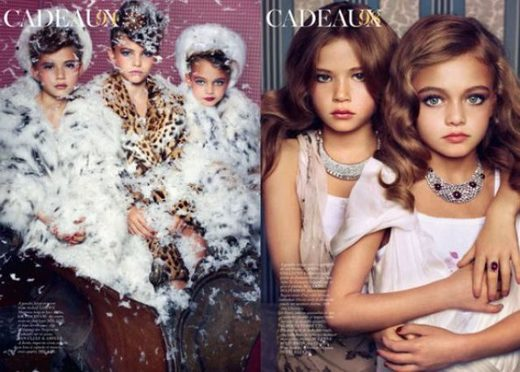 Children Models for Vogue