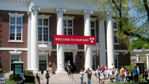 harvard welcome