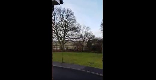 Strange sounds in Billingshurst, UK