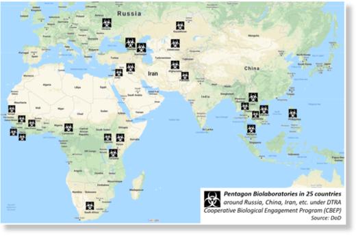 """Résultat de recherche d'images pour """"Les États-Unis développent des armes biologiques"""""""