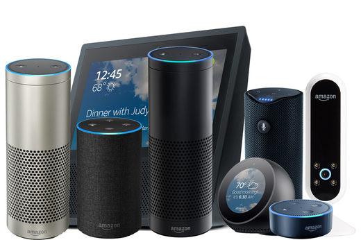 amazon speakers, amazon voice sniffer