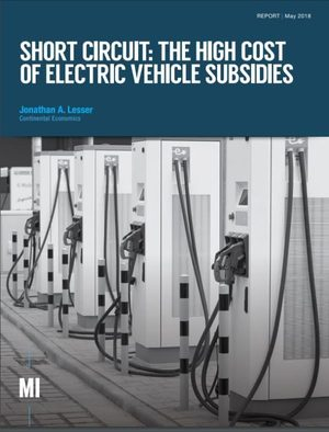 Short circuit electric cars