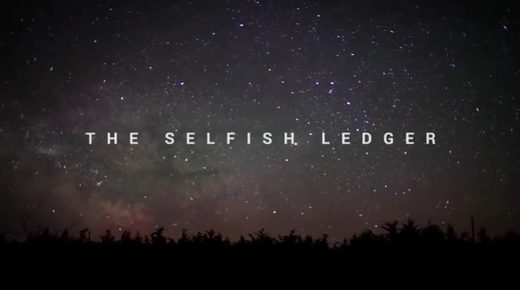 The Selfish Ledger