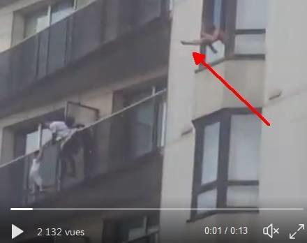 vidéo balcon