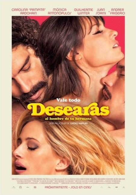 desearas movie poster