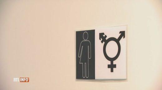 neutral bathroom, WC, gender