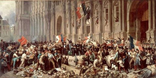 1848 french Revolution
