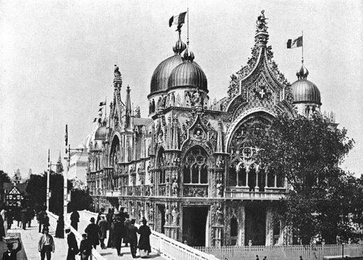 Expo universel Paris 1900