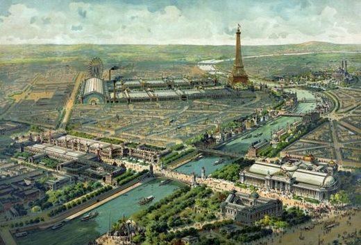 Expo universelle Paris 1900