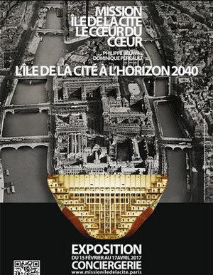 Expo Projet Ile de la Cité Perrault