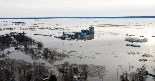 farm flood US 2019