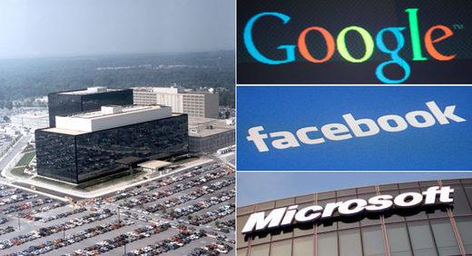 La NSA et la Silicon Valley