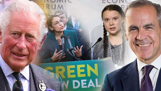 Charles Greta AOC green new deal