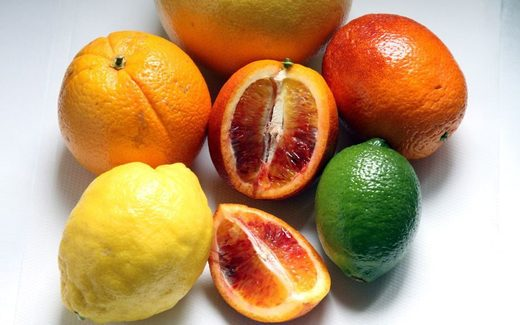 citrus, lemon, citron, orange