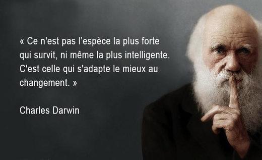 Citation Darwin