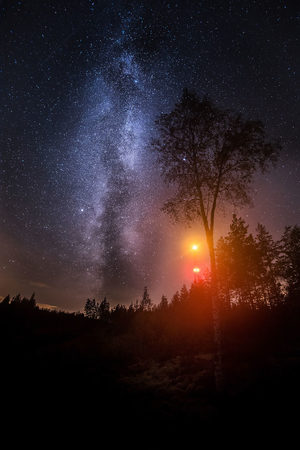 Milkyway in Finland