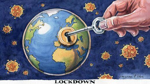 confinement planétaire