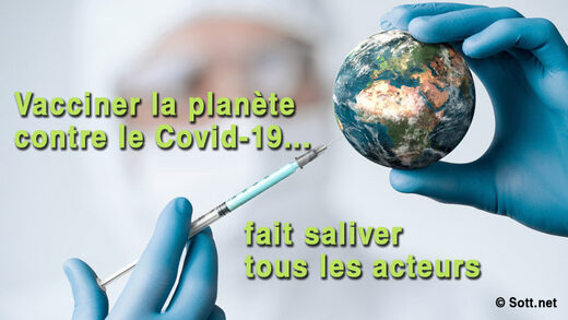 Vaccination planétaire contre le Covid-19