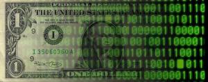 Billet crypto-monnaie