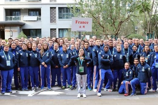 World Military Games, coronavirus, France