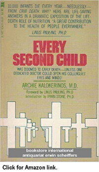Every second child, Dr. Archie Kalokerinos