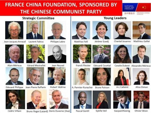 France China Foundation les français
